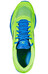 Mizuno Synchro MX Running Shoes Men green gecko/black/skydiver